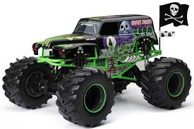 R/C Monster Jam® 4x4 Grave Digger® | New Bright Industrial Co.
