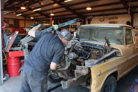 100 Powerblock Trucks How To Engine Swap Dropping A Coyote Motor In A Ford F100