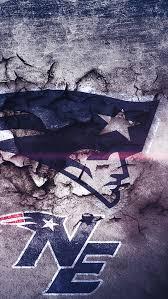 New England Patriots iPhone 5 Wallpaper 640x1136