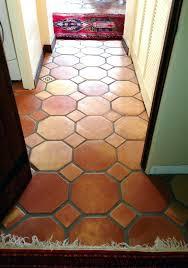 kitchen floor tile installation see beautiful photos of octagon