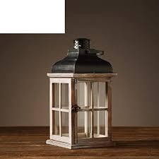 retro laterne kerzenhalter dekoration die wohnzimmer boden