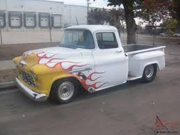 1955 Chevy Truck 3100 / Shortbed Stepside / 383 Hotrod Ratrod TUBBED ... 1934 Chevy Truck Rat Rod Picture Car Locator 1955 By Double Z Hot Rods Busted Knuckles 1950 Style Five Window Classic 1976 Complete Restorationa Power Machine Laffman 1931 Amazing My Trucks Pinterest Rods Awesome 1953 Chevrolet Other Pickups 3100 Shop Truck Rat Find Used 1965 C10 Shortbed Fleetside Rodrat 1946 Click The Image Or Check Out My Blog For Custom Vintage Ratrod Ford Mopar Gasser Tshirts 3 1939 Chevy Rat Rod Pickup Arizona 13500 Universe