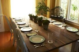 How To Furnish A Small Dining Room