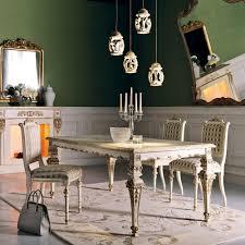 Italian Designer Louis XIV Dining Table Set