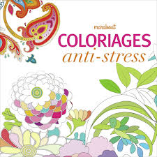 Cahier De Coloriage Anti Stress Coloriages Telematik