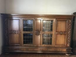 schrank wohnzimmer antik sideboard