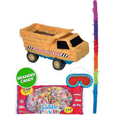 Dump Truck Pinata Kit | Party City Garbage Truck Party Supplies Auraliamonster Amazoncom Happy Birthday Banner Green Chevron Tableware Kit For 16 Guests Invitation Template Photos And Description About Karas Ideas Monster Jam Crafts Love Matchbox Power Launcher Toys Games 85 Food With The Austins A Tonka 116 Scale Friction Powered Toy Recycling 11 Cool For Kids Lego City Great Vehicles 60118 Walmartcom