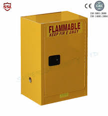 Fireproof Storage Cabinet For Chemicals by Metal Portable Chemical Storage Cabinet With Single Door
