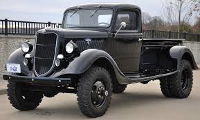 100 History Of Trucks The Of Early American Pickups Old Trucks Rock Too