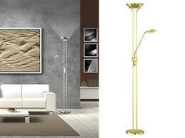 details zu dimmbare led stehleuchte mit lesele standleuchte standlen für wohnzimmer