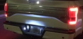 Custom Ford F150 LED Lights F150LEDs — 2015 18 LED platinum