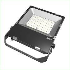 lighting 50 watt led flood light with photocell outdoor led