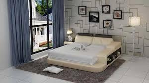 bett design luxus luxus betten leder modernes schlafzimmer 140 160 180 lb8810