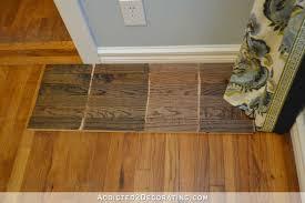 Applying Minwax Polyurethane To Hardwood Floors by Testing Stain Colors For My Red Oak Hardwood Floor