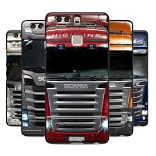100 Truck Phone SCANIA Phone Case For Huawei P8 P9 P10 Lite P20 Pro Mate 10