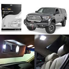 100 Led Interior Lights For Trucks Amazoncom Partsam 2016 2017 Toyota Tacoma LED