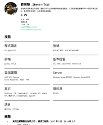 Frontend Resume Samples CakeResume