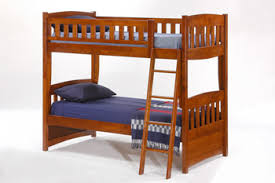 Timbernest Loft Bed by Bedroom Furniture World Of Futons