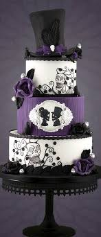 Gothic Wedding Cakes 25 Cute Cake Ideas On Pinterest