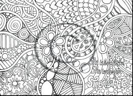 Abstract Coloring Pages Adults Printable Mandala Free Download For Pdf To Print