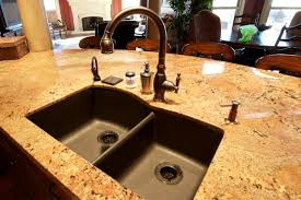 granite countertop cutting kitchen cabinets types of