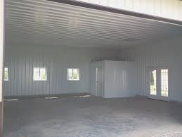 Pole Barn Finished With Metal Liner Kit   Clothes   Pinterest ... Pole Barn 40x64x16 Page 19 Hoosier Square Insulation Foam Polyurethane Indiana Insulateupgrade Existing Barnshop Building New 36x60 Advice On Venting And Spray Foam Insulation Audubon Ia Iowa Insulators Finished With Metal Liner Kit Clothes Pinterest Diy Barns 7 Reasons To Choose Steel Over Buildings Residential Barn Insulated Spray Td Fischer Insulate For Pole Rollup Doors