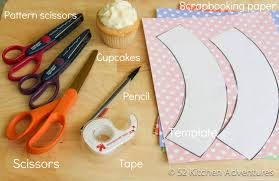 To Make Cupcake Wrappers Youll Need