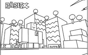 Roblox Coloring Pages Shrewd Org Denisdaily