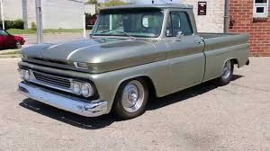 1964 Chevrolet Fleetside Shortwide Resto-Mod Pick Up For Sale~383 ... New Chevy Parts Added And Website Updates Aspen Auto A 1964 Chevrolet C10 Thatll Leave You Green With Envy Chevy Truck Pickup Truck Front Bumper Photo 1 Old Gmc Trucks Classic Parts For 1955 To 1959 Hot Rod Network Fleetside Shortwide Restomod Pick Up For Sale383 196066 Daves Custom Cars 64 Welder Build Lynx Micro Tech Gmc Best Of Long Bed Od 350 The Trucks Page