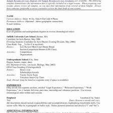 Volunteer Work On Resume Clean Legal Samples Ideas New Cover