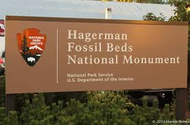park beat xiii hagerman fossil beds national monument