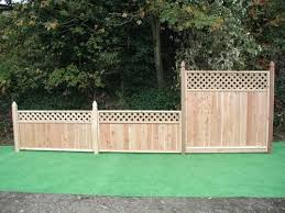 Menards Cedar Deck Boards by Outdoor Lattice Fence Panels Menards Fences Fence U0026 Patio