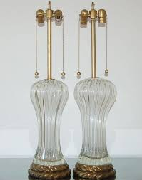 Marbro Lamp Company Los Angeles by Best 25 Clear Glass Lamps Ideas On Pinterest Clear Glass Table