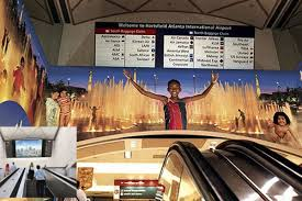 Denver International Airport Murals New World Order by Detroit International Airport Murals Wall Murals You U0027ll Love