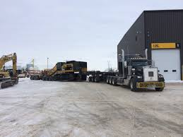 Heavy Hauling - Heavy Equipment Moving - LCG Equipment