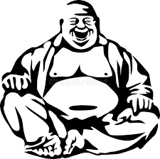 Buddha Stock Vector Illustration Of Laughing Asian 35476141 Rh Dreamstime Com