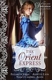The Orient Express Timeless Victorian Collection Book 3
