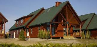 Precision Painting Log Homes Staining Archives  Precision Painting