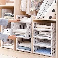 yoillione kleiderschrank organizer regal garderobe organizer weiße kleiderschrank aufbewahrung schrank für kleidung organizer badezimmer