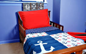 Pottery Barn Toddler Bedding by Picture Of Nautical Toddler Bedding U2014 Mygreenatl Bunk Beds Types