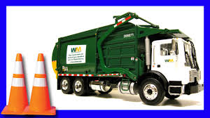 100 Garbage Truck Youtube Machines For Kids 1 Hour Compilation S For Kids