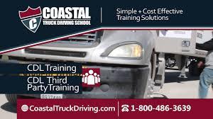 100 Coastal Truck Driving School CSA Training YouTube