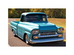 100 1958 Chevy Truck For Sale Classic Chevrolet Apache For Sale Listing IDCC1154361