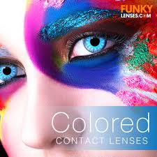 Prescription Colored Contacts Halloween Uk by Funky Lenses Halloween Contact Lenses