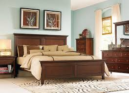 bedroom furniture ashebrooke queen panel bed bedroom furniture