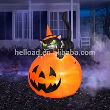 Inflatable Halloween Cat Archway by Giant Halloween Inflatables Giant Halloween Inflatables Suppliers