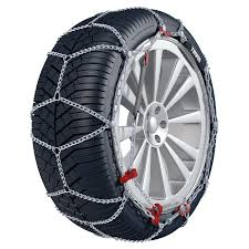 Thule CK-7 Snow Chains For OPEL ASTRA H TwinTop - Bj 09.05-10.10 At ...