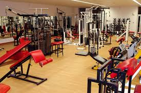 salle de sport les salles de une source de pollution pour notre organisme