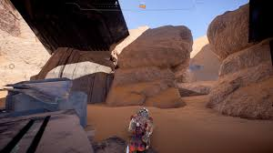 Earth Floor Biomes Desert by Mass Effect Andromeda Guide Taming A Desert Heleus Assignment