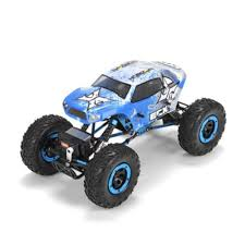 100 Rock Crawler Rc Trucks ECX Temper 18th Scale 4WD RC RTR ECX01003 Hearns
